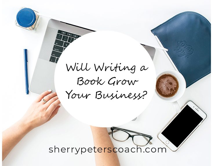 Will writing a book grow your business?