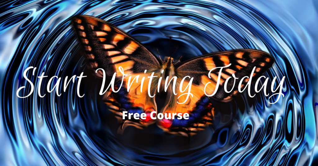 Start Writing Today Free Course