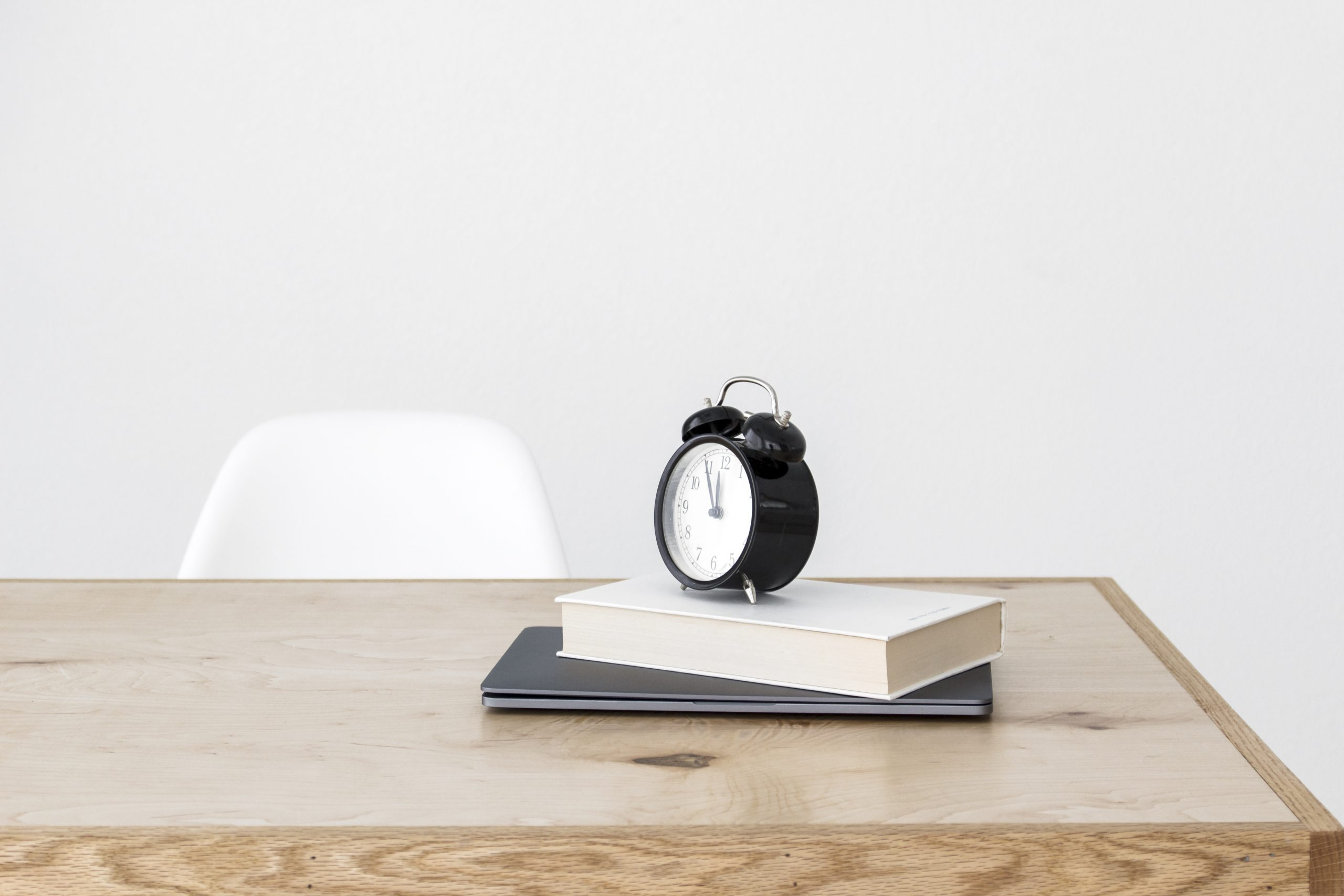 the best time to write